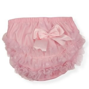 Pink Frilly Knickers
