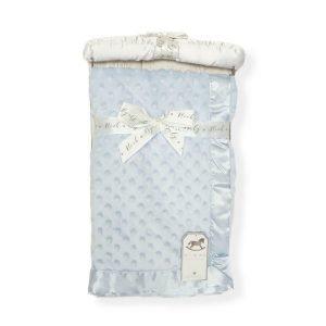 Blue Dimple Blanket