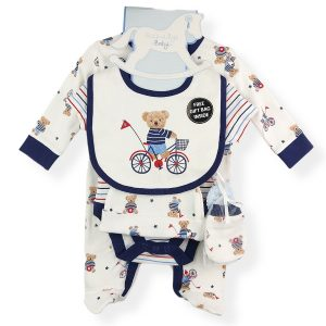 Babygrow Gift Set for Baby Boys