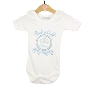Prince Vest For Baby Boys