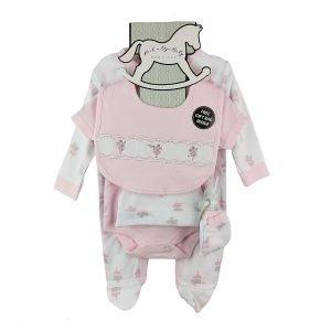 Babygrow Gift Set for Baby Girls