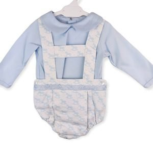 Rocking Horse H-Bar Outfit